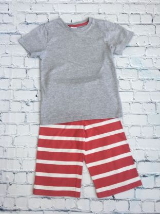 Mini Boden short pyjamas age 6-7